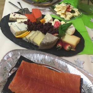 Fisch & Käse